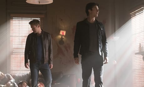 Like Old Times - The Vampire Diaries Season 7 Episode 18