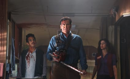 Ash vs Evil Dead Season 1 Episode 1 Review: El Jefe