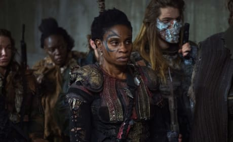 Indra — The 100 Season 4 Episode 12