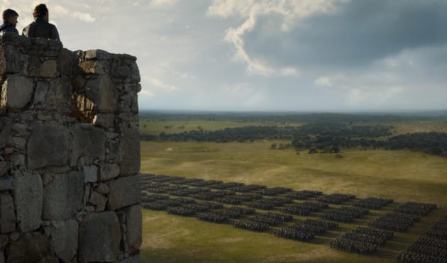 The Unsullied - Game of Thrones Season 7 Episode 7
