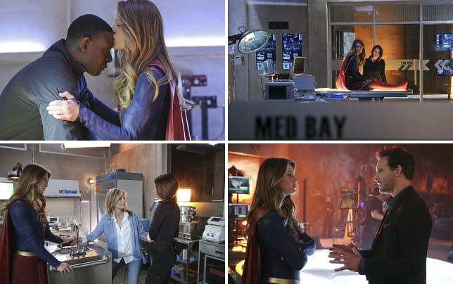 Jonns alive supergirl season 1 episode 20