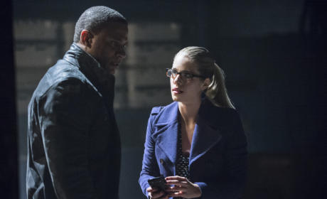 Diggle & Felicty