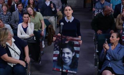 The Fosters Season 5 Episode 12 Review: #IWasMadeinAmerica