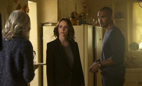 Kate and Morgan - Criminal Minds Season 10 Episode 11