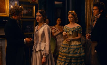 Dickinson's Production Designer Neil Patel Discusses Season 2 Sets, Challenges, and the Future