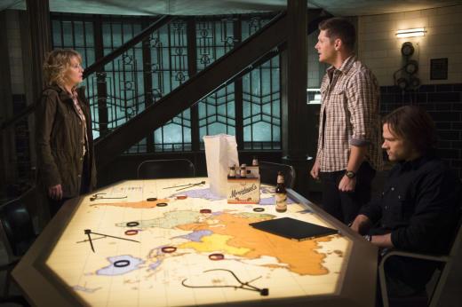 A family conversation - Supernatural Season 12 Episode 14