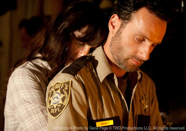 Lori and Rick
