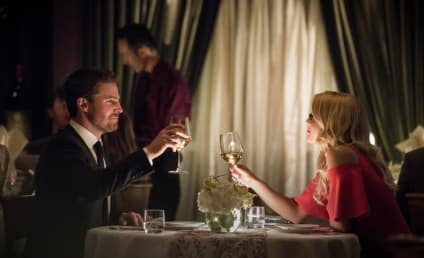 Arrow Preview Photos: Olicity Dinner & Canaries Rematch!