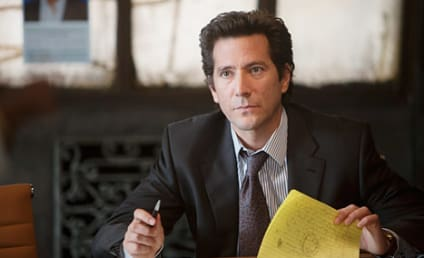 Henry Ian Cusick to Be Under Suspicion on The Mentalist