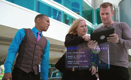 In Flight Attack - CSI: Cyber