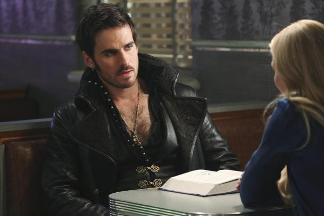 Hook - Once Upon a Time