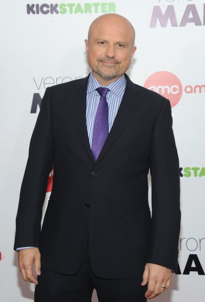 Enrico Colantoni Promotes Veronica Mars