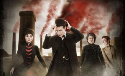 Doctor Who Review: But Clara's NOT Dead...