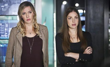 Awaiting Word - Arrow Season 4 Episode 15