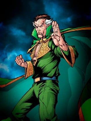 Villain on Arrow