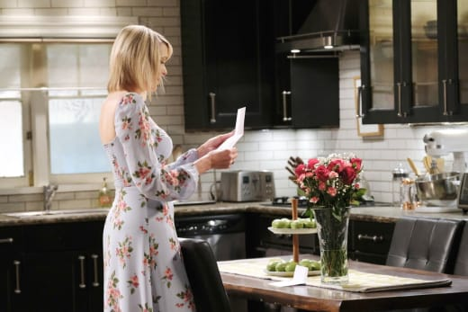Nicole's Huge Surprise - Days of Our Lives