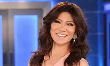 Julie Chen Returns to CBS, Pays Tribute to Les Moonves