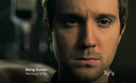 Being Human Season Finale Shot
