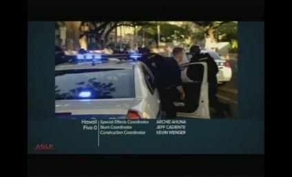 "Hawaii Five-O Sneak Preview: ""Hana'a'a Makehewa"""