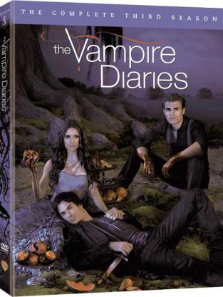 The Vampire Diaries Season 3 DVD
