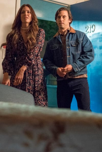 Hotel Stays  - This Is Us Season 3 Episode 7