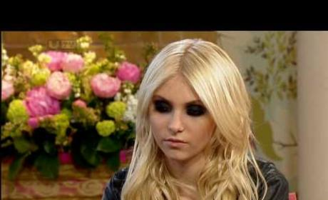 Taylor Momsen: This Morning Interview