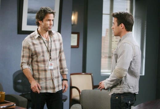 Daniel's Jacket - Days of Our Lives