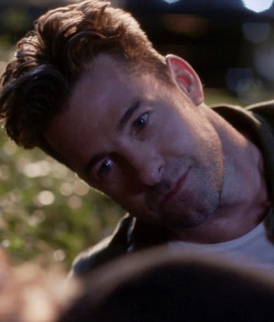 Nick is Smitten - tall  - Grey's Anatomy Season 18 Episode 2