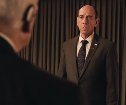 FBI Agent Albert Rosenfield - Twin Peaks