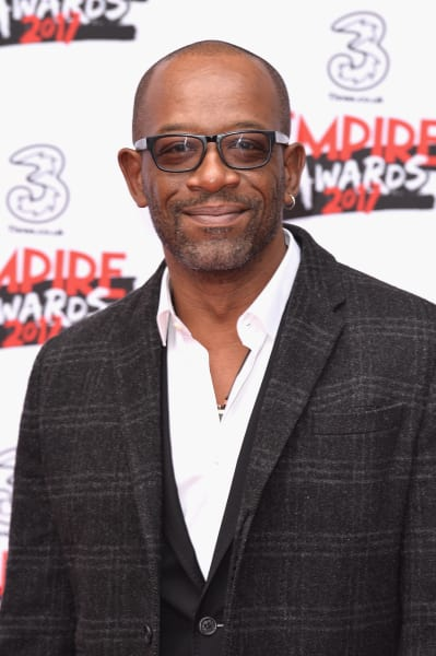 Lennie James Attends Three Empire Awards