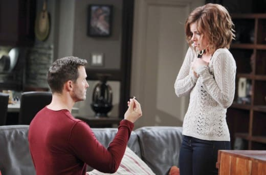 Brady Proposes - Days of Our Lives