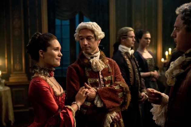 Good Friend, Bad People - Outlander Season 2 Episode 4