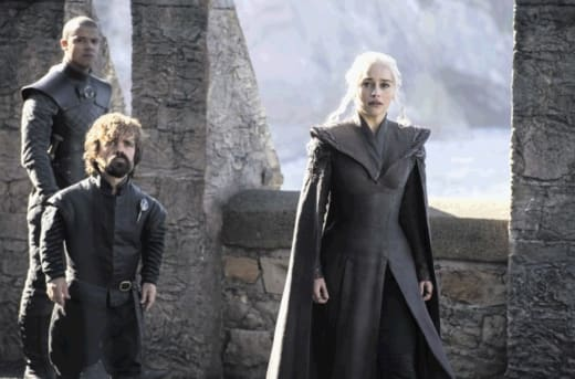 What You Looking At? - Game of Thrones