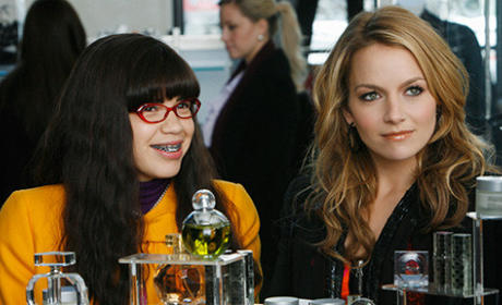 Betty and Amanda Sample Perfume