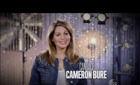 Candace Cameron Bure & Mark Ballas: Contemporary