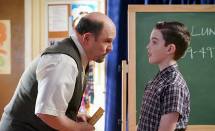 Watch Young Sheldon Online: Season 3 Episode 20