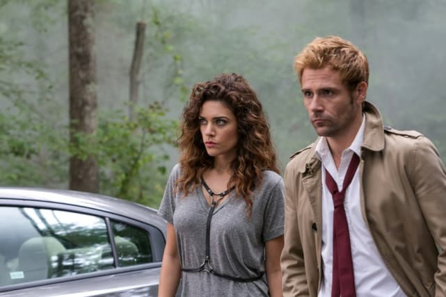 Work the Scene - Constantine Season 1 Episode 5