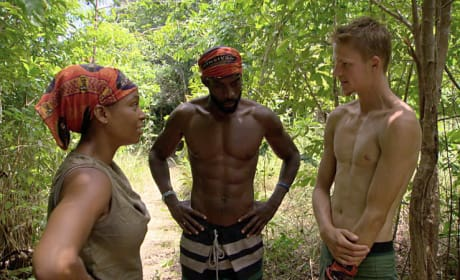 Scheming For the Win - Survivor
