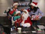 Office Santa - black-ish