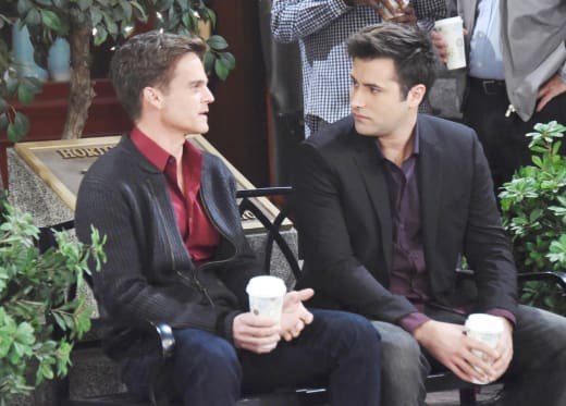 Leo and Sonny - Days of Our Lives
