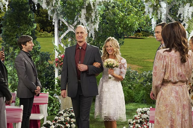 A walk down the aisle the big bang theory s10e1
