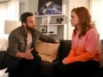 Zoey and Simon talk - Zoey's Extraordinary Playlist Season 2 Episode 10