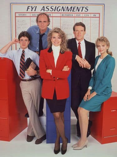 Murphy Brown Tall