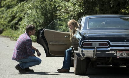 Supernatural Season 12 Episode 1 Review: Keep Calm and Carry On