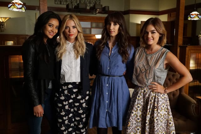Reunited pretty little liars s6e12