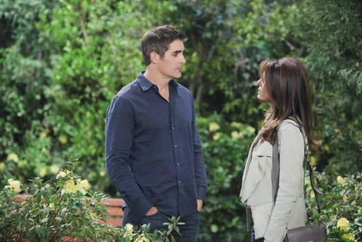 Rafe's Feelings for Hope - Days of Our Lives