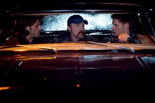 Supernatural Season Premiere Review: Fallen Angels - TV Fanatic