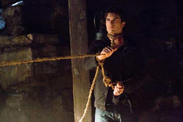 Damon, Tied Up