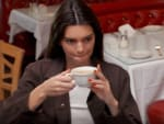 Kendall and Coffee - Keeping Up with the Kardashians