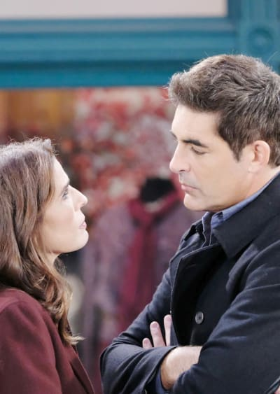 An Unhappy Couple - Days of Our Lives
